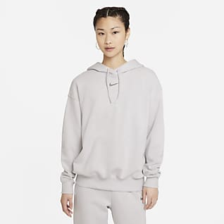 Nike Sportswear Collection Essentials Easy 女子针织连帽衫