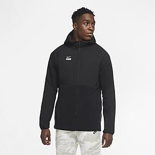 Nike F.C. AWF Dokuma Erkek Futbol Ceketi