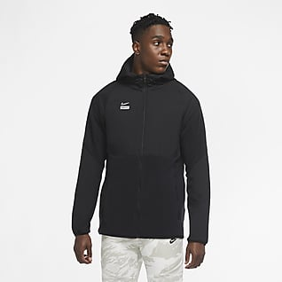 Nike F.C. AWF Męska kurtka piłkarska z tkaniny