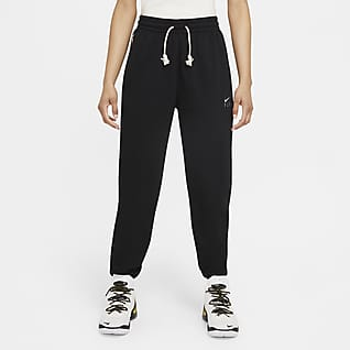 Nike Dri-FIT Swoosh Fly Standard Issue Basketballbukser til kvinder