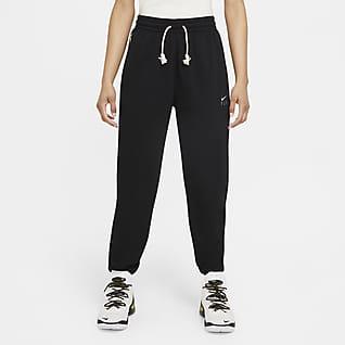 Nike Dri-FIT Swoosh Fly Standard Issue Basketbukse til dame