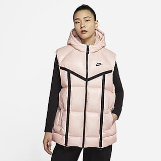 Nike Sportswear Therma-FIT City Series 女子连帽马甲