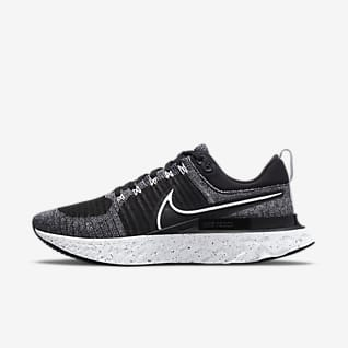 Nike React Infinity Run Flyknit2 Chaussure de running sur route pour Homme