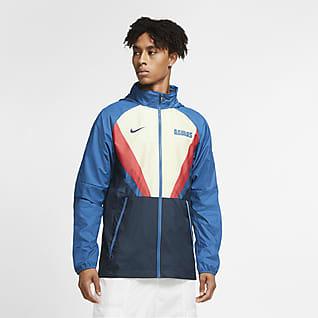 Club América Men's Water-Repellent Soccer Jacket