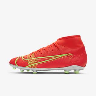 Nike Mercurial Superfly 8 Club MG รองเท้าสตั๊ดฟุตบอลสำหรับพื้นหลายประเภท