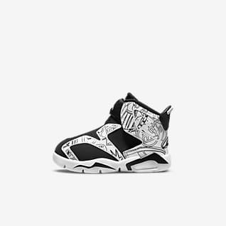 Jordan 6 Retro LTL Flex SE TD 复刻婴童运动童鞋