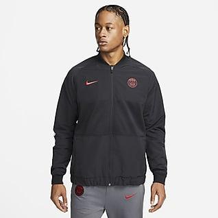 Paris Saint-Germain Veste de survêtement de football Nike Dri-FIT pour Homme