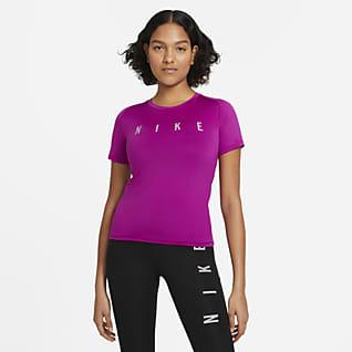 Nike Miler Run Division Women's Short-Sleeve Running Top