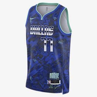 Luka Dončić Select Series Nike NBA-trøje
