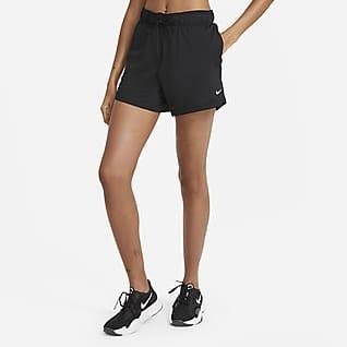 Nike Dri-FIT Attack กางเกงเทรนนิ่งขาสั้นผู้หญิง