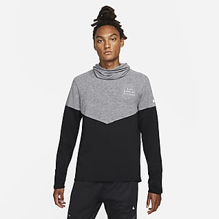 Nike Therma-FIT Run Division Sphere Ανδρική μπλούζα για τρέξιμο