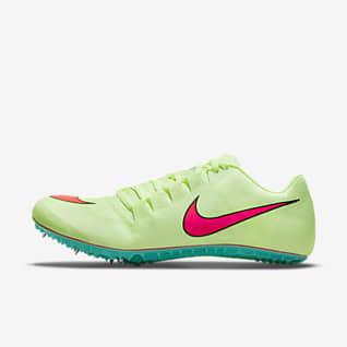 Nike Zoom Ja Fly 3 รองเท้ากรีฑาพื้นตะปูสปรินท์