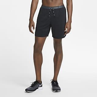 Nike Flex Stride Wild Run Short de running avec sous-short intégré pour Homme