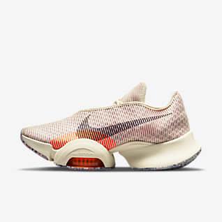 Nike Air Zoom SuperRep 2 Next Nature รองเท้าผู้หญิงสำหรับคลาส HIIT
