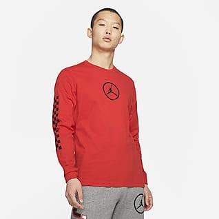 ジョーダン スポーツ DNA メンズ ロングスリーブ Tシャツ