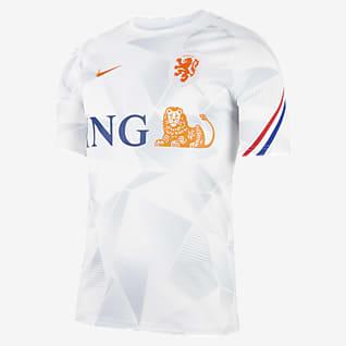 荷兰队 男子短袖足球上衣