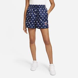 Paris Saint-Germain Shorts estampados para mujer