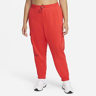 Nike Sportswear Swoosh Spodnie damskie (duże rozmiary)