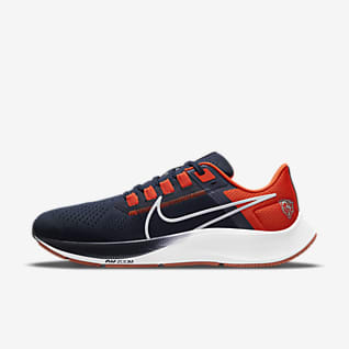 Nike Air Zoom Pegasus 38 (NFL Chicago Bears) Men's Running Shoe