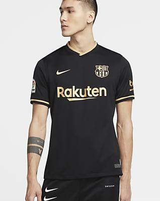 FC Barcelona 2020/21 Stadium Extérieur Maillot de football pour Homme