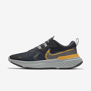 Nike React Miler 2 By You 专属定制跑步鞋