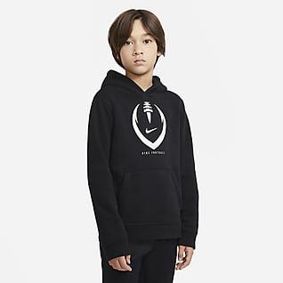 Nike Club Big Kids' (Boys') Football Hoodie