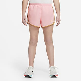 Nike Dri-FIT Tempo Big Kids' (Girls') Running Shorts (Extended Size)