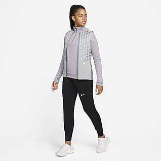 Nike Therma-FIT Essential Dámské běžecké kalhoty