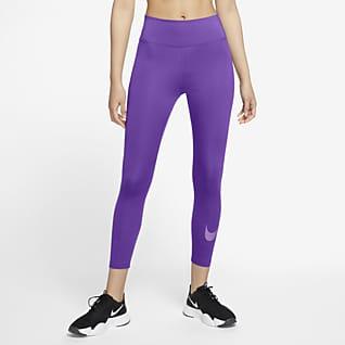 Nike One Icon Clash Leggings estampados de 7/8 para mujer