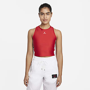 Jordan Essentials Top corto para mujer