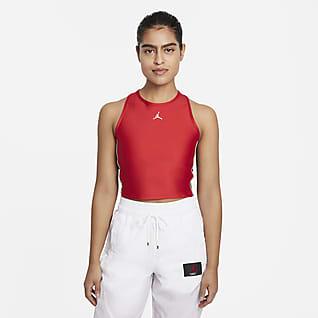 Jordan Essentials Top curto para mulher