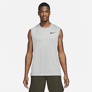 Nike Pro Dri-FIT Herresinglet