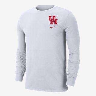 Nike College (Houston) Men's Long-Sleeve T-Shirt