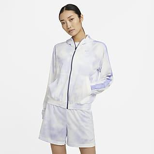 Nike Sportswear Icon Clash เสื้อแจ็คเก็ตผู้หญิง