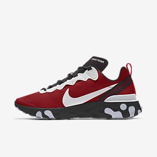 Nike React Element 55 By You Custom Men's Lifestyle Shoe