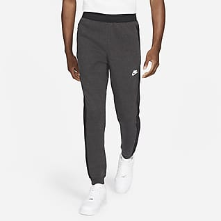 Nike Sportswear Calças híbridas de lã cardada para homem