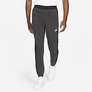 Nike Sportswear Męskie spodnie hybrydowe z dzianiny