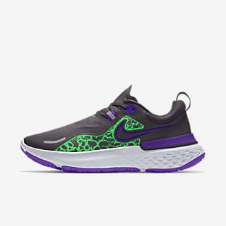 Nike React Miler Shield By You Kişiye Özel Koşu Ayakkabısı