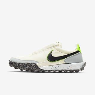 Nike Waffle Racer Crater 女子运动鞋