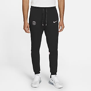 Paris Saint-Germain Męskie spodnie piłkarskie Nike Dri-FIT