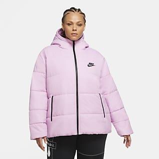 Nike Sportswear Synthetic-Fill Chamarra para mujer de talla grande