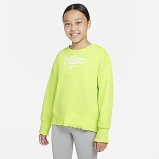 Nike Sportswear Big Kids' (Girls') Sweatshirt