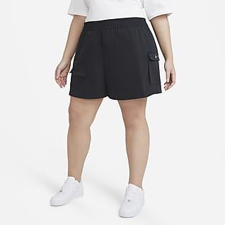 Nike Sportswear Swoosh Women's Cargo Shorts (Plus Size)