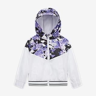 veste coupe vent nike violette
