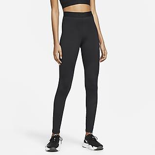 Nike x MMW Leggings mit mittelhohem Bund