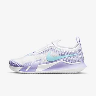 NikeCourt React Vapor NXT Women's Hard Court Tennis Shoes