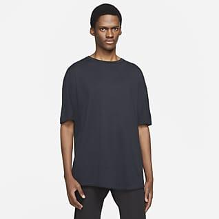 Nike ESC Pánské pleteninové tričko s krátkým rukávem