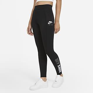 Nike Air Leggings med hög midja för kvinnor