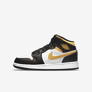 Jordan Blanc Chaussures. Nike LU