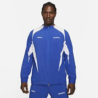 Nike F.C. Gewebte Herren-Fußballjacke